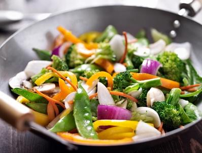 Bild gesund kochen