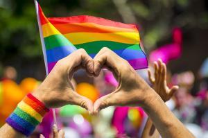 Gay Pride Regenbogen