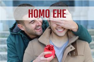 Bild Homo Ehe