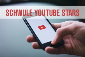 Bild Schwule Youtube Stars