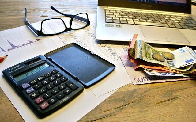 Bild von Online-Buchhaltung