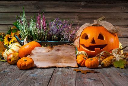 Herbstdekoration ganz einfach selbst basteln - Herbstdekoration 2017 ...