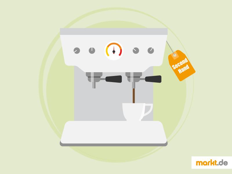 Kauf Und Verkauf Von Espressomaschinen Markt De
