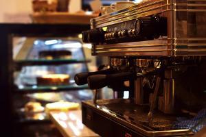 Bild Kaffeevollautomat in der Gastronomie