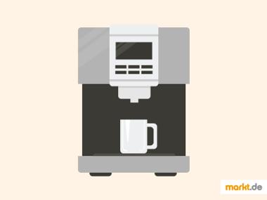 Grafik Kaffeevollautomat
