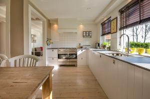 Bild Große offene Küche