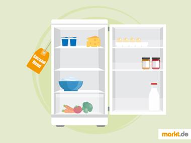 Grafik Kühlschrank gebraucht