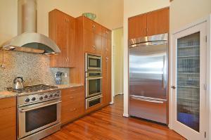 Bild Kühlschrank in der Küche