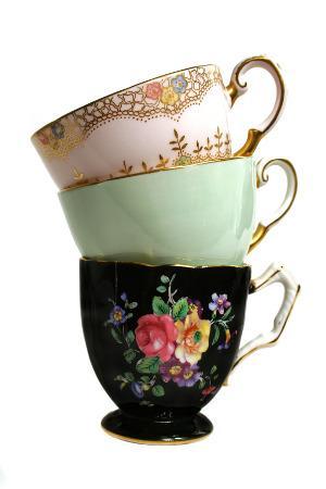 Bild Tassen aus Porzellan