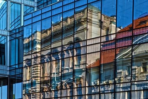 Bild Saubere Fenster