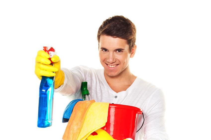 Sauberkeit und Ordnung