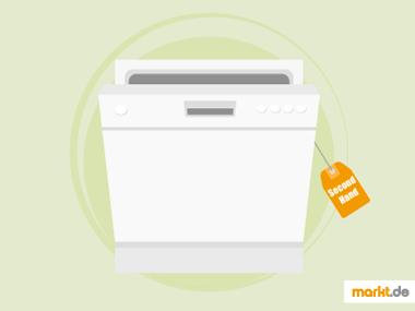 Grafik Spülmaschine gebraucht