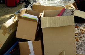 Bild Verpackungsmüll