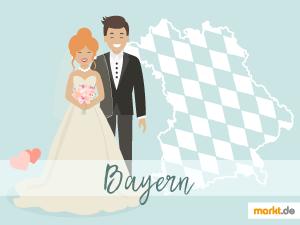 Bild Romantische Hochzeitslocations in Bayern