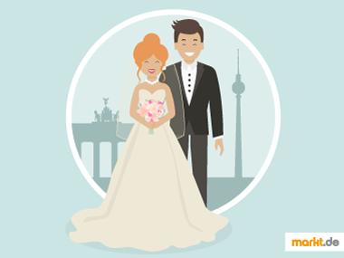 Grafik Hochzeit Berlin