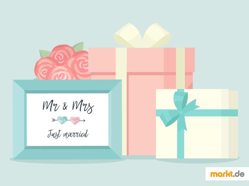 Tipps Und Ratgeber Geschenke Zur Hochzeit Marktde