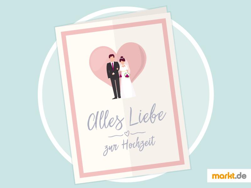Tipps Und Ratgeber Gluckwunsche Zur Hochzeit Markt De