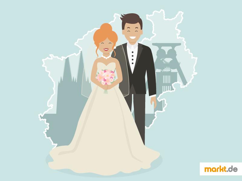 Romantische Orte Fur Eine Hochzeit In Nrw Markt De