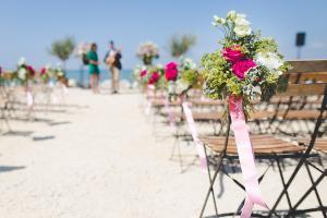 Bild Hochzeit am Strand