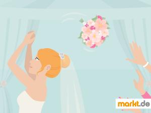 Grafik Hochzeitsmessen