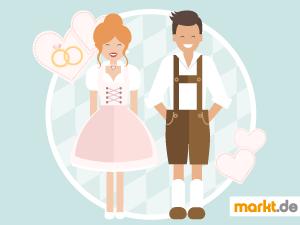 Grafik Themenhochzeit & Hochzeitsmotto