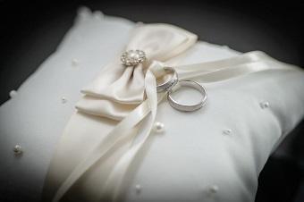Bild von Hochzeitsringen