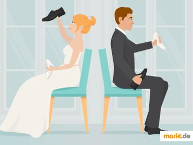 Grafik Hochzeitsspiele für Brautpaar