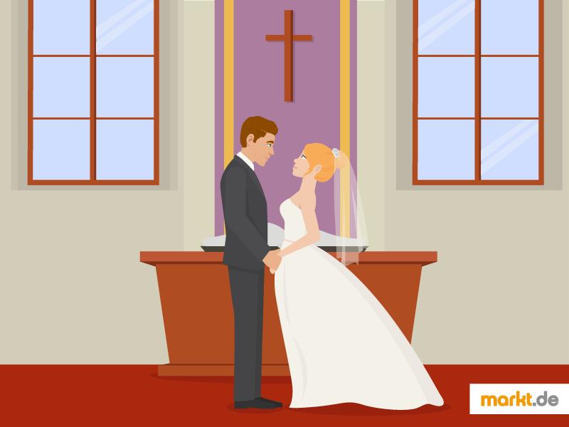 Kirchliche trauung partner nicht getauft