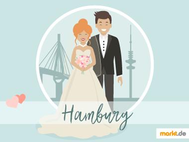 Bild Romantische Hochzeitslocations in Hamburg