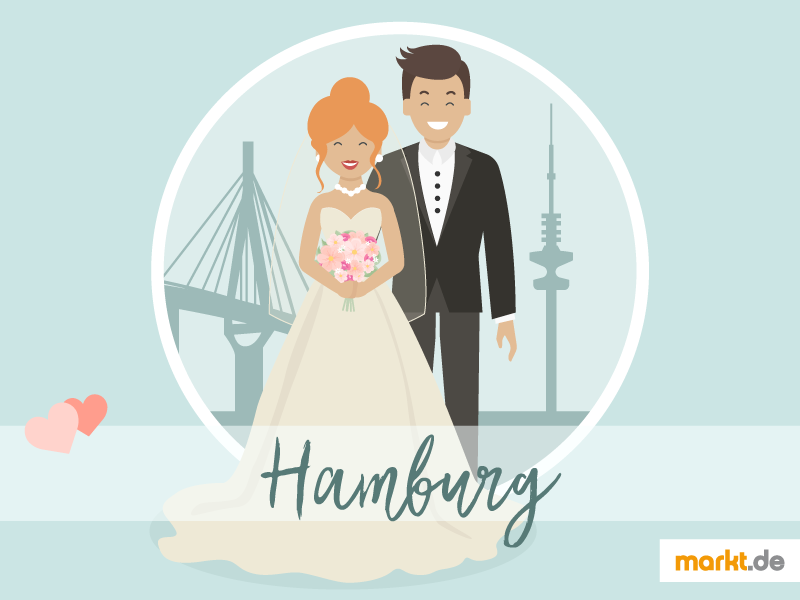 Romantische Orte Fur Eine Hochzeit In Hamburg Markt De