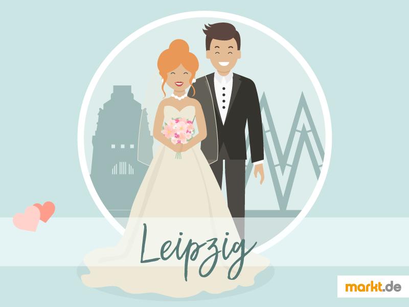 Romantische Orte Fur Eine Hochzeit In Leipzig Markt De