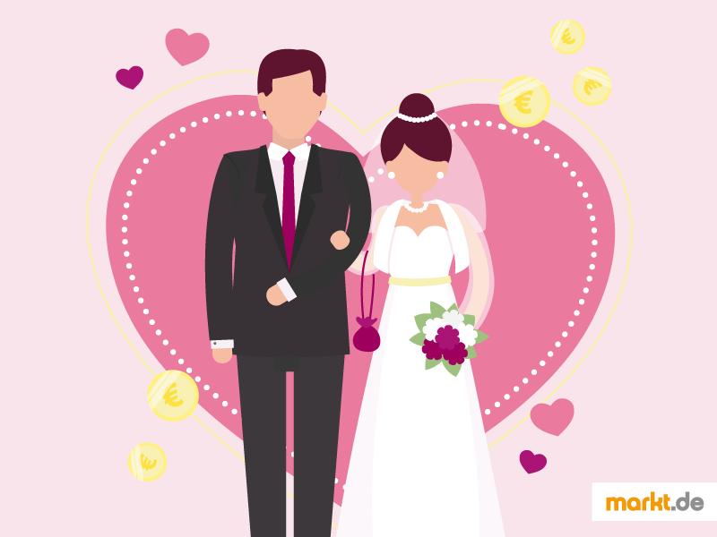 Was Kostet Eine Hochzeit Markt De