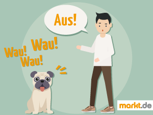 Bild Verhalten Kommunikation Hunde
