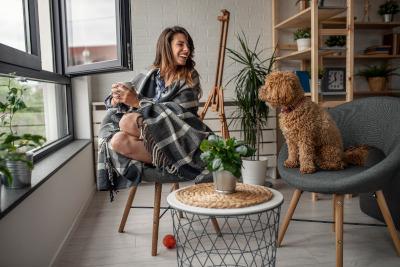 Hundehaltung in der Mietwohnung