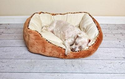 Bild Weicher Hundekorb