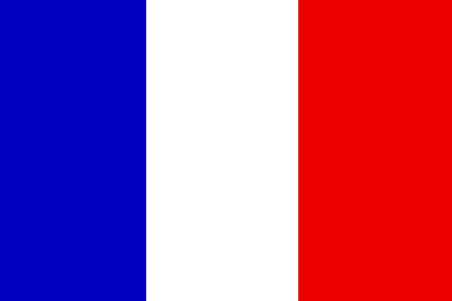Bild Fahne Frankreich