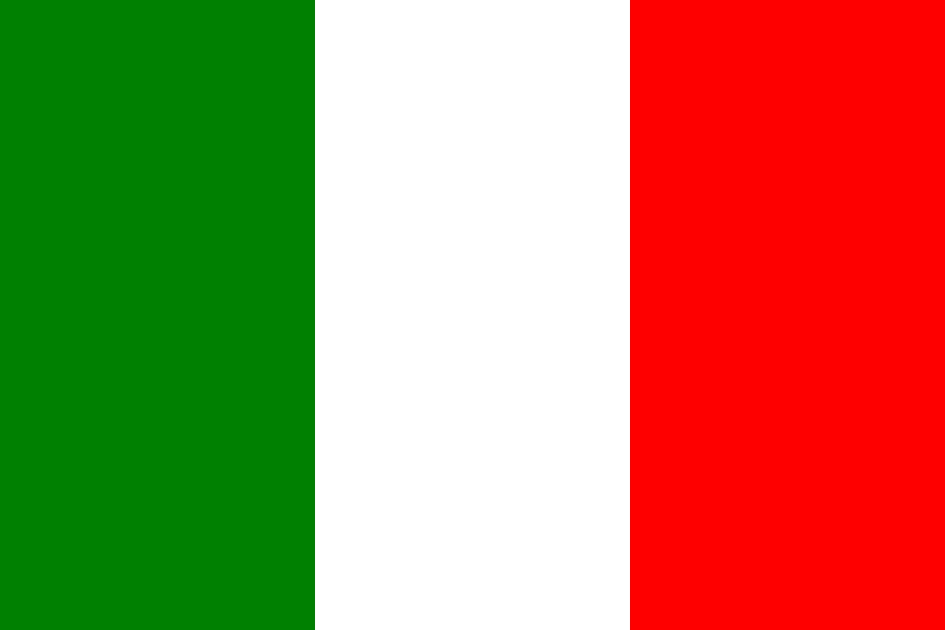 Bild Fahne Italien