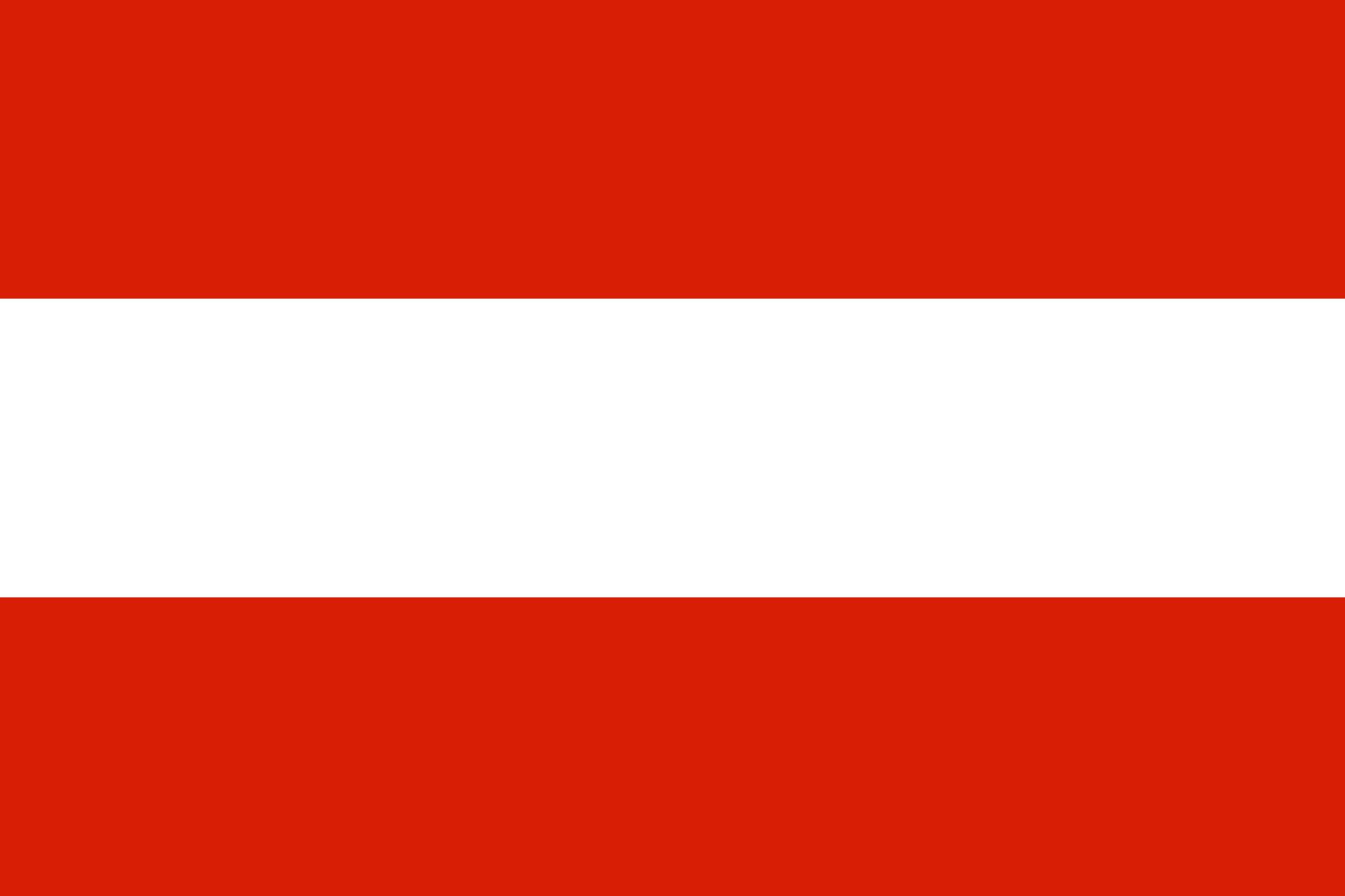Bild Fahne Österreich