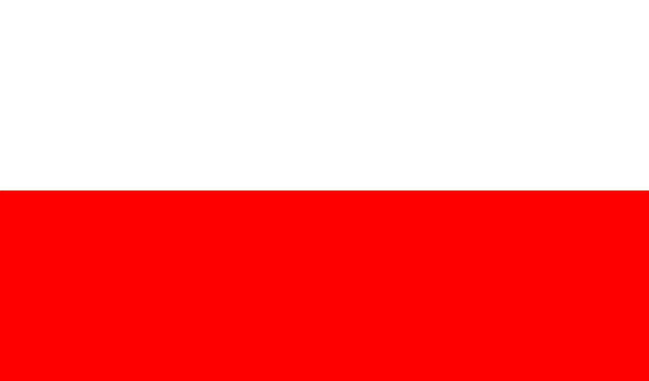 Bild Fahne Polen