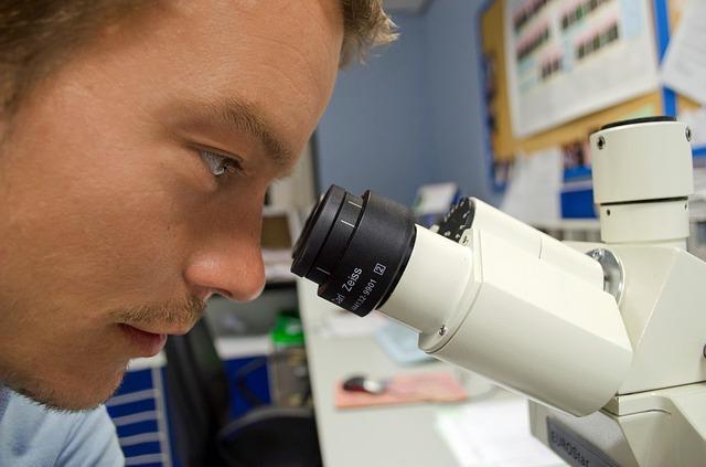 Bild Biologe