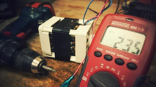 Bild Elektriker Werkzeug