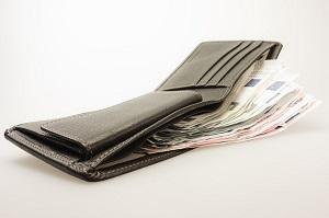 Bild Geldbeutel