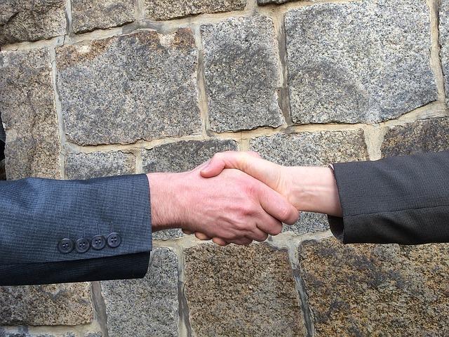 Bild Handshake