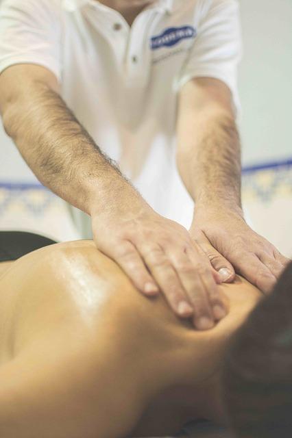 Bild Physiotherapeut