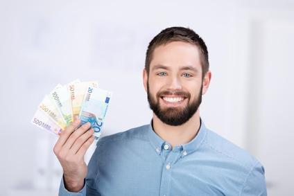 Werkstudent mit Geld