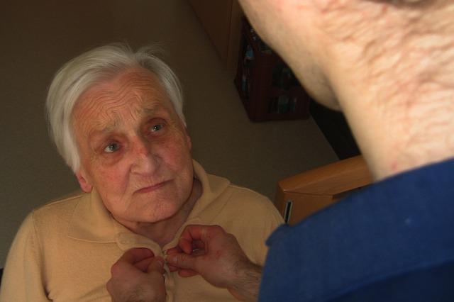 Bild Altenpfleger