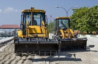 Bild Straßenbau