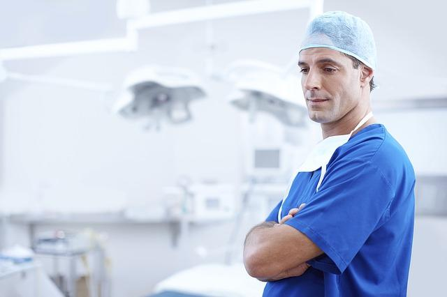 Bild Chefarzt OP