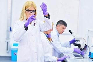 Bild Chemiker