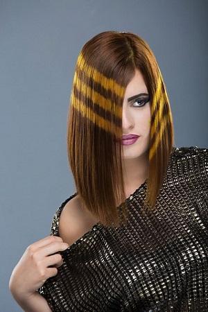 Bild Haar färben